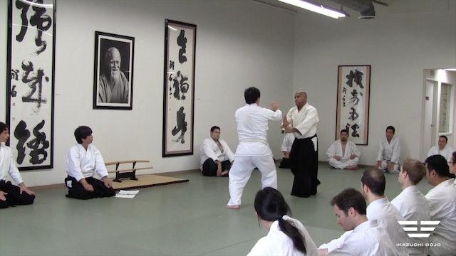 2nd Kyu Test: Dave Lee