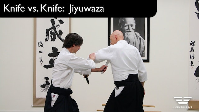 Knife Vs. Knife Jiyuwaza