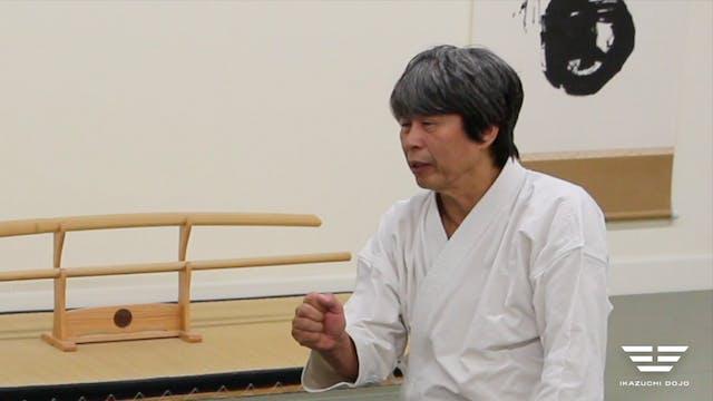 The Importance of Kokyu Dosa