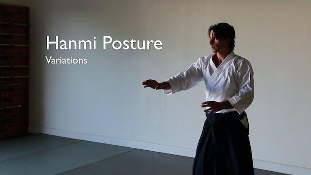 Hanmi Posture Variations