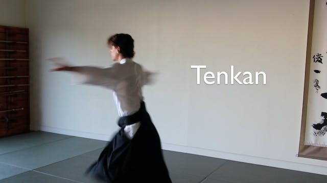 Tenkan: Rotational Movement
