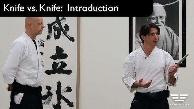 Knife vs. Knife Intro