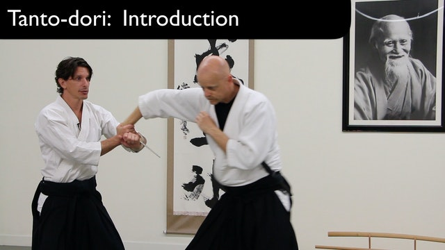 Tanto Dori Introduction