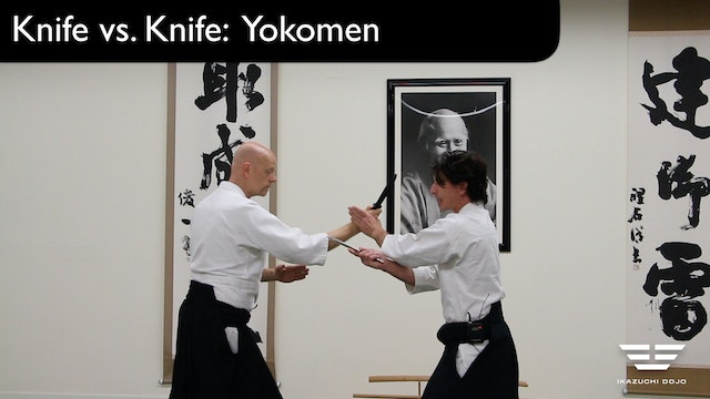 Knife vs. Knife Yokomen