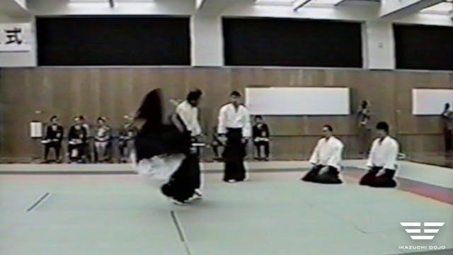 Abe Sensei Demo: 1990s