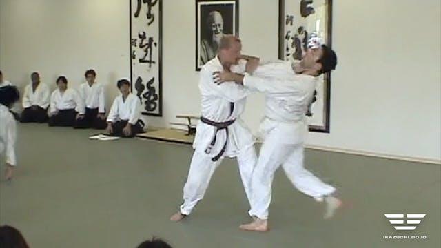 1st Kyu Test: Sven Thilo