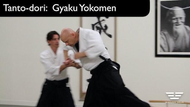 Gyaku Yokomen Redirect: Tanto Dori