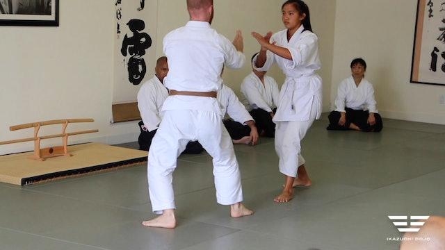 5th Kyu Test: Liah