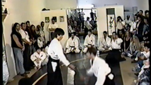 1993 Demo: Matsuoka Sensei