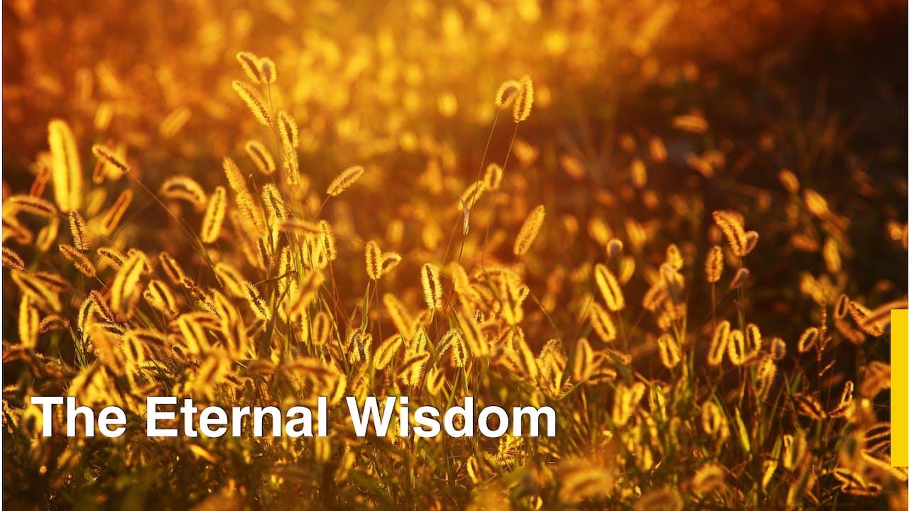 The Eternal Wisdom - FULL RETREAT