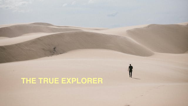 IKYA Retreat: the True Explorer - FULL RETREAT