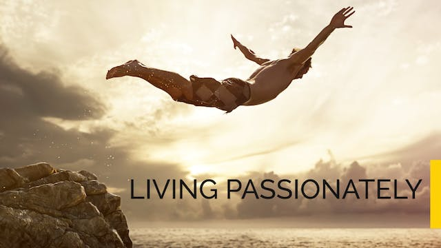 IKYA Retreat - Living Passionately