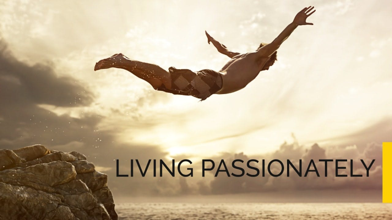 Living Passionately - FULL RETREAT