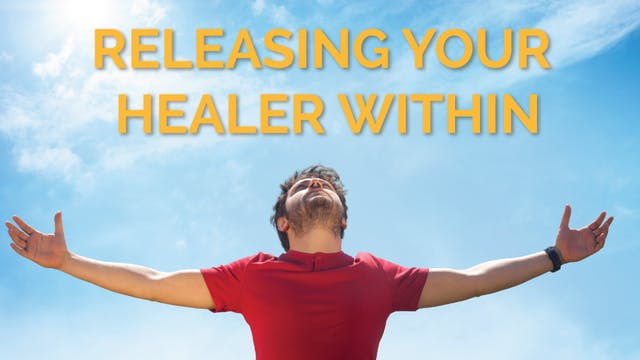 IKYA Seminar - Releasing Your Healer Within