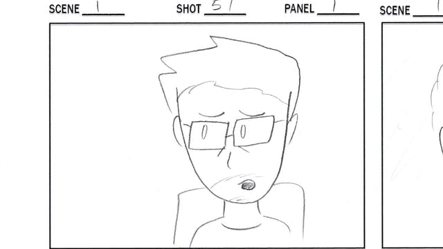 How Much: Storyboard Animatic
