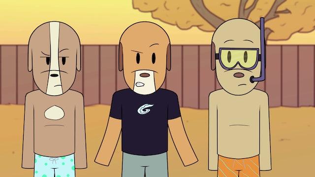 THE DOG PARK: POOL (Animated Short)