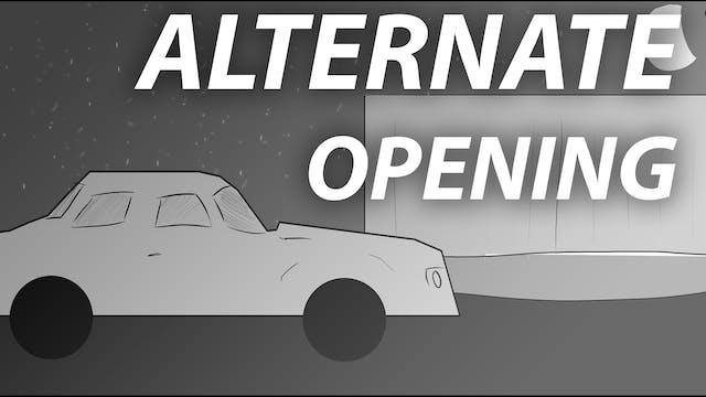 LEFT HOOK | Alternate Opening