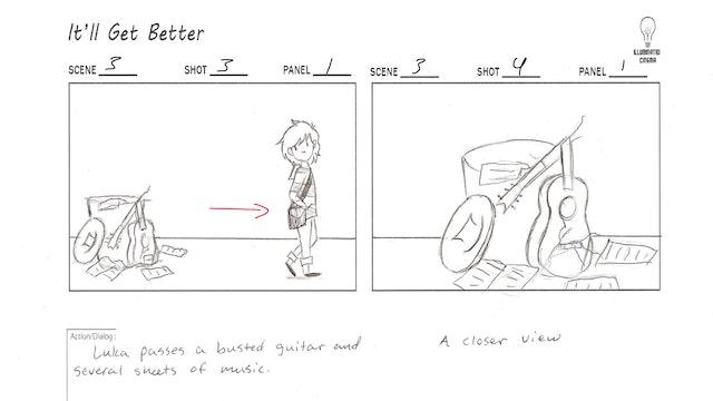 Animatic / Storyboards
