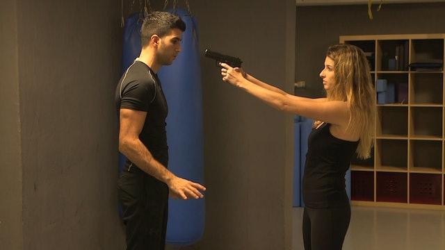 3. Krav Maga - Defense against a gun threat