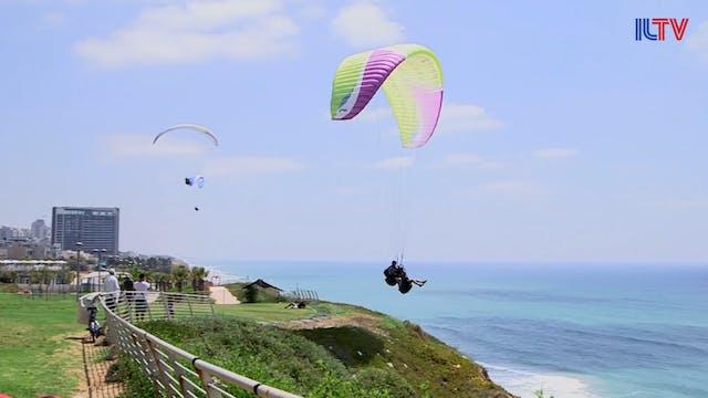 2. Cruising Israel - Paragliding, Alm...