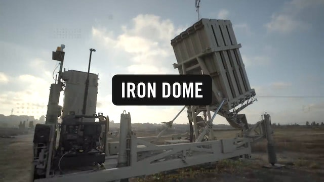 10. The Iron Dome- A Decade of Defending Israel's Skies