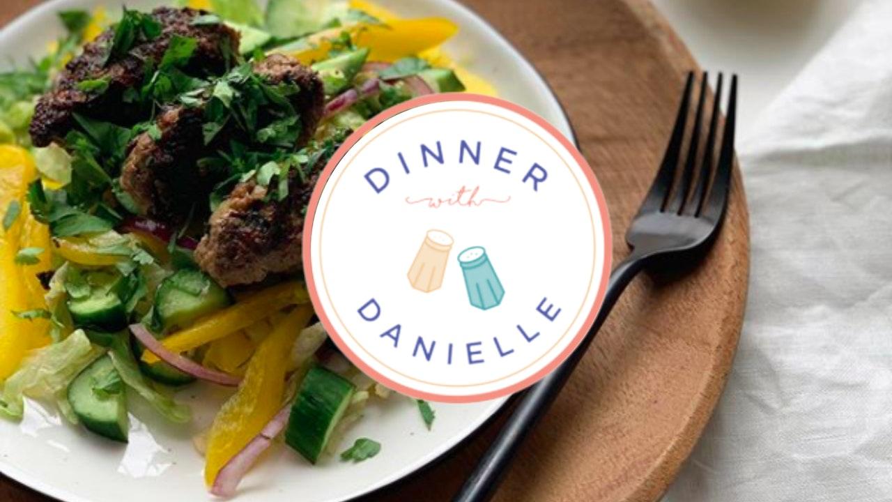 Dinner with Danielle Renov