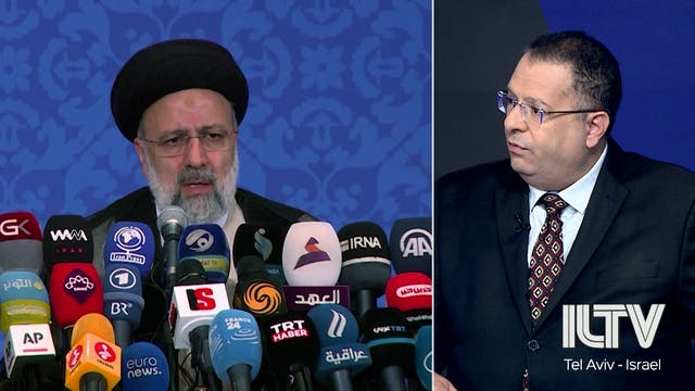 Iran in Trouble