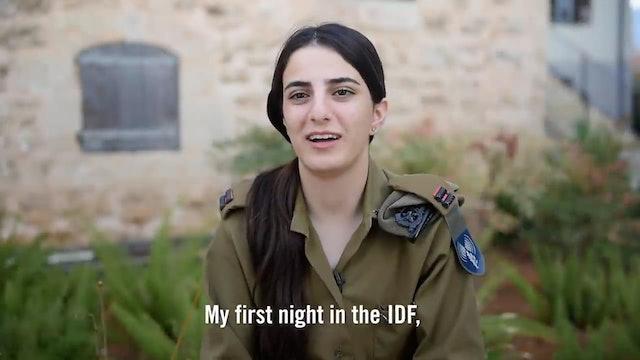 1. Christian. Israeli. IDF Officer