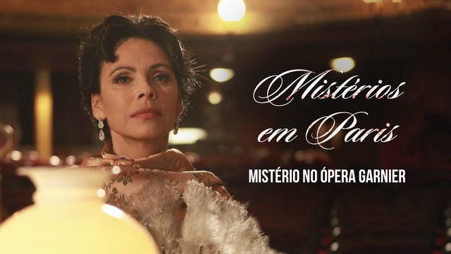 Mistério na Ópera Garnier