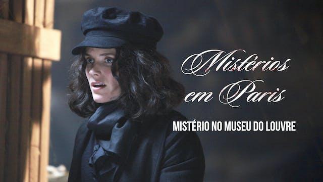 Mistério no Museu do Louvre