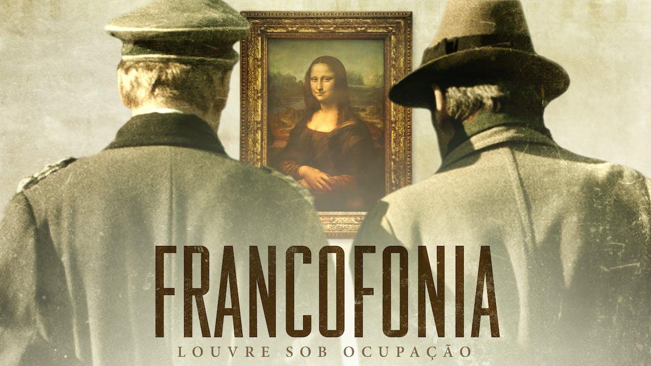 Francofonia - Louvre Sob Ocupação
