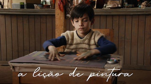 A Lição de Pintura