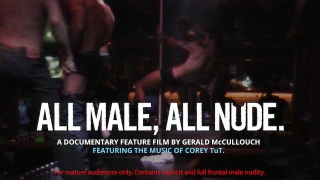 All Male, All Nude. original cut