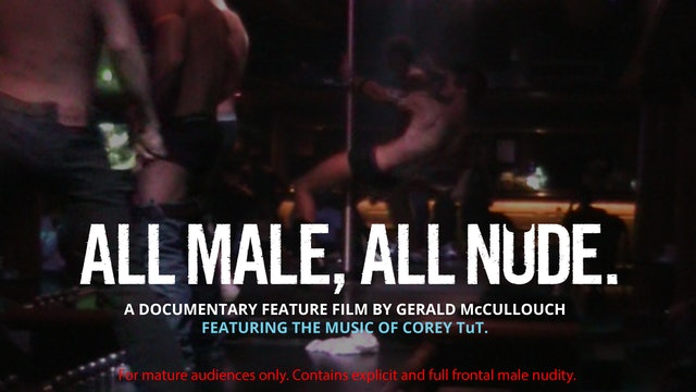 All Male, All Nude.