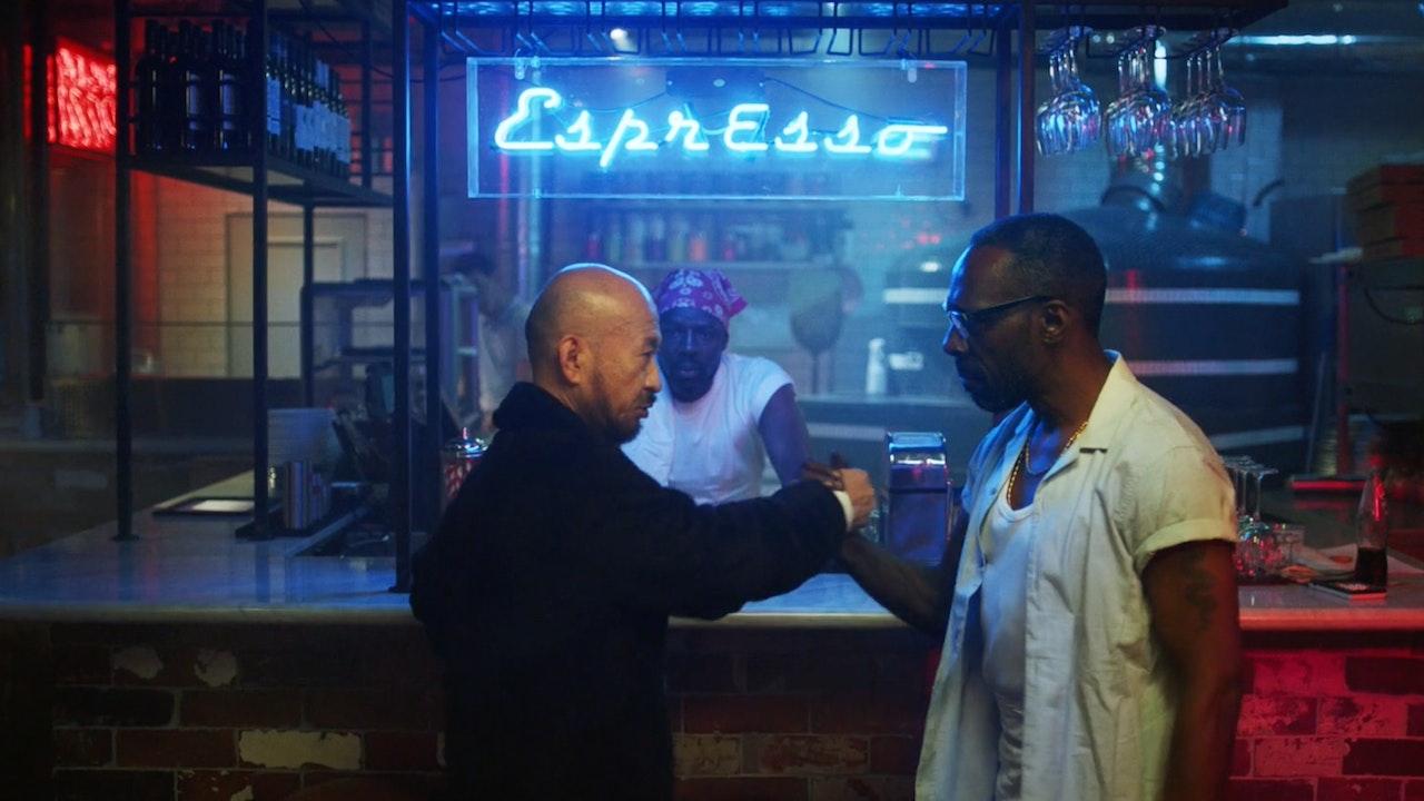 Hip-Hop Cafe