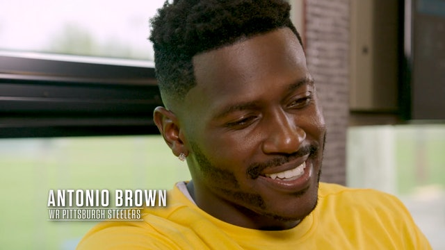 Antonio Brown • Destroy The Doubt
