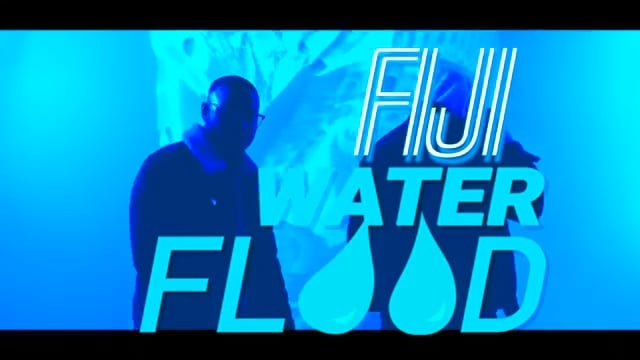 Fiji Water Flood • Pavy