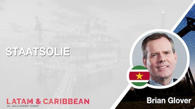 Suriname: Brian Glover