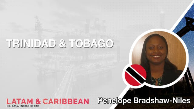 Trinidad & Tobago: Penelope Bradshaw-Niles