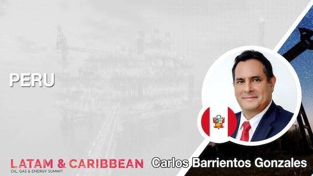 Peru: Carlos Barrientos Gonzales