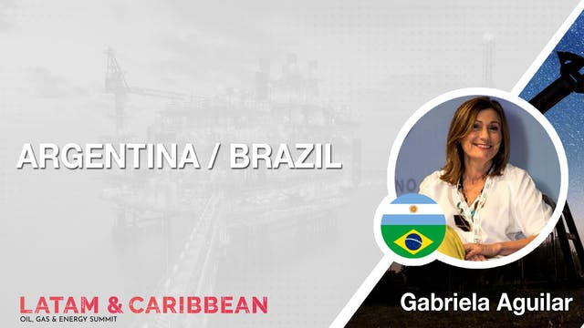 Argentina/Brazil: Gabriela Aquilar