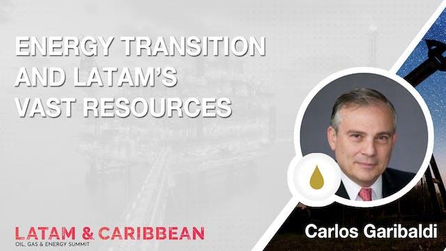 Plata Energy: Carlos Garibaldi