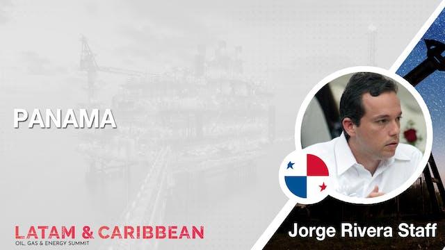 Panama: Jorge Rivera Staff