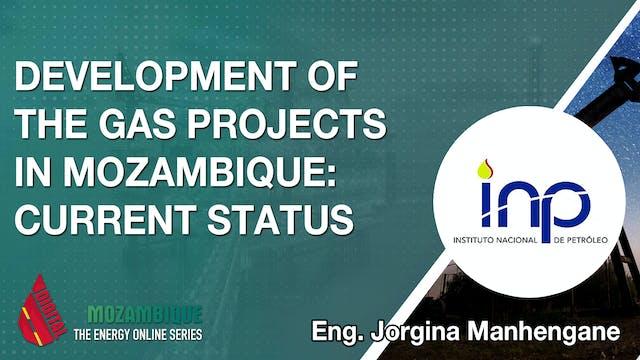 Mozambique - Jorgina Manhengane