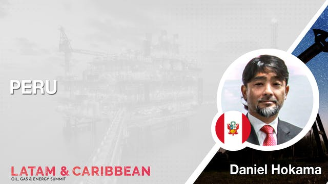 Peru: Daniel Hokama