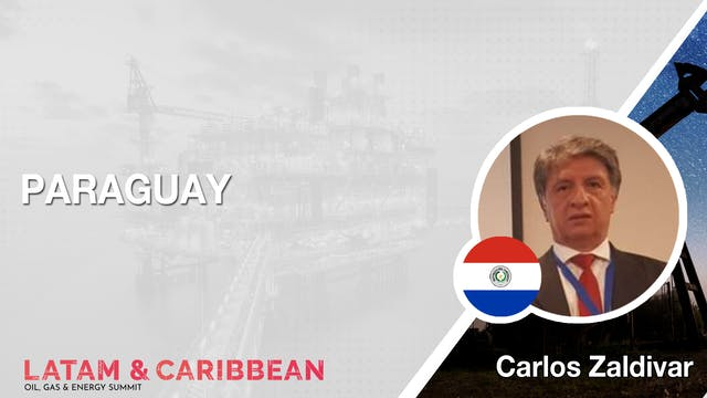 Paraguay: Carlos Zaldivar