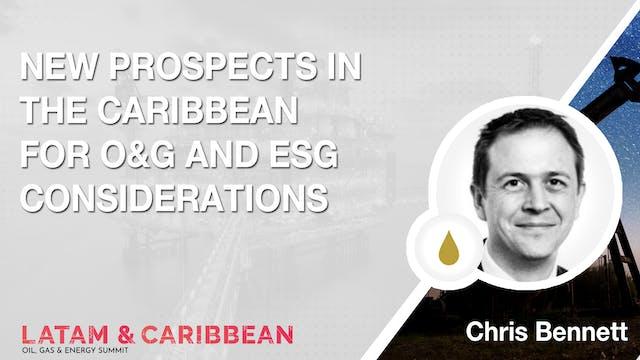 Caribbean Council: Chris Bennett
