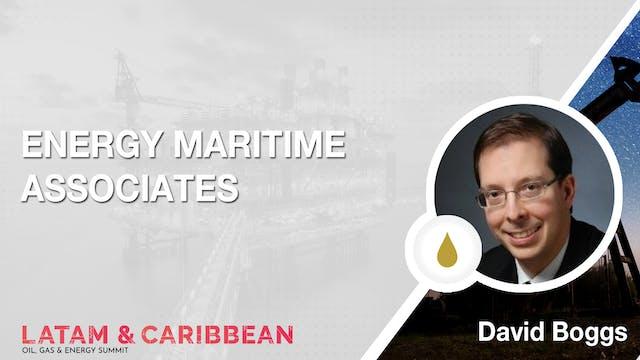 Energy Maritime: David Boggs