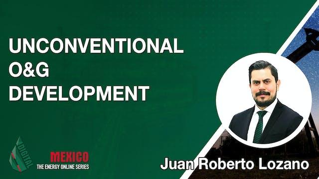 Mexico - Juan Roberto Lozano