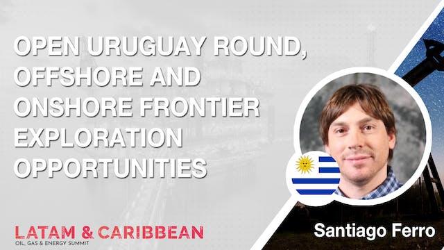 Uruguay: Santiago Ferro